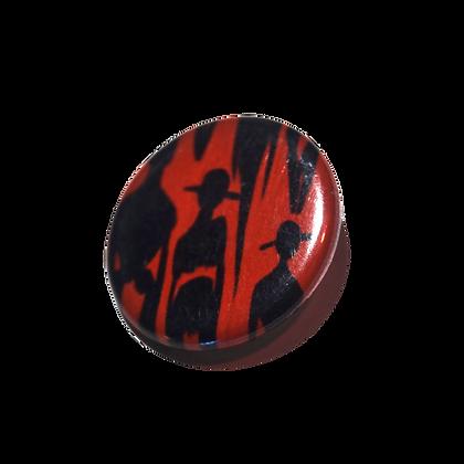 The Cool People (Tarot) Small Pin