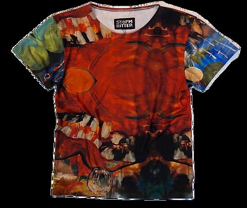 S - Surrealist Garden VI T-Shirt