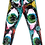 Thumbnail: All Seeing Eyes Painted Jeans