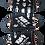 Thumbnail: Woven Mask (KISS x Graffiti)