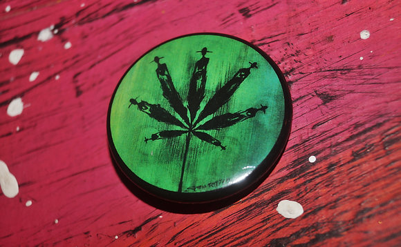 """The Pot People"" Pin (1.5"")"