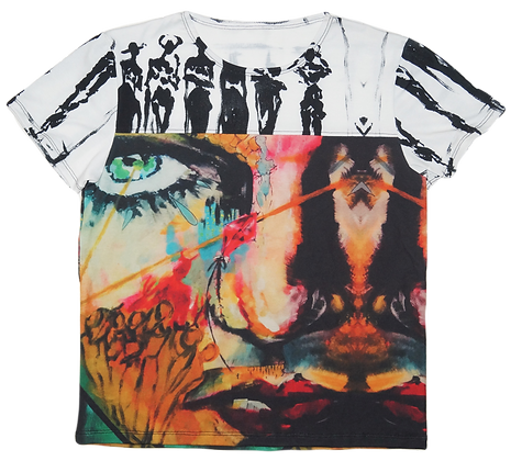 M - Internal Inferno x The Cool People T-Shirt