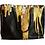 Thumbnail: Metallic Drip Leather Tote