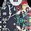 Thumbnail: S - The Cool Faces x Surrealist Swirl Split Tank Top