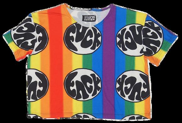 S - Rainbow Fuck Small T-Shirt