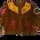 Thumbnail: Fringe Star Power Painted Jacket