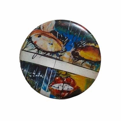 Astral Projection Pin