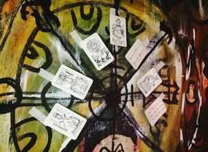 tarot, esoteric, & art