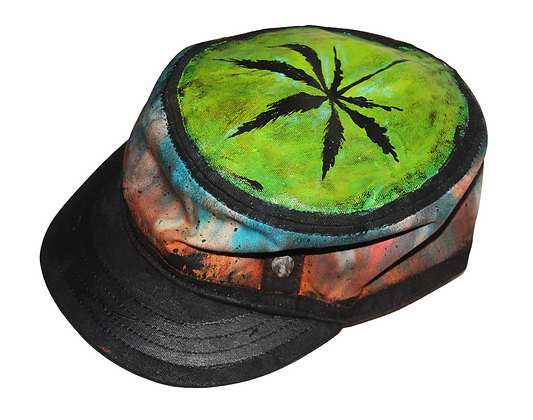Hippie Painted Cap