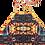 Thumbnail: One Size -Eggheads x Tequila Sunrise Reversible Halter