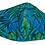 Thumbnail: Reversible Mask - Tropical x Surreal