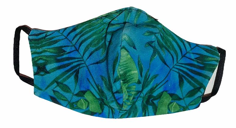 Reversible Mask - Tropical x Surreal