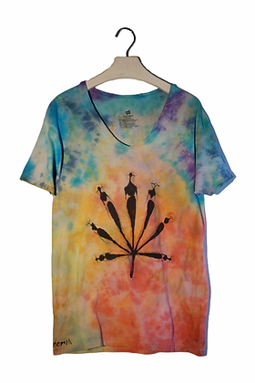 The Pot People Tie Dye T-Shirt