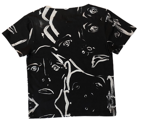 XS - The Cool Faces T-Shirt