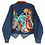 Thumbnail: Water Works Painted Jean Jacket