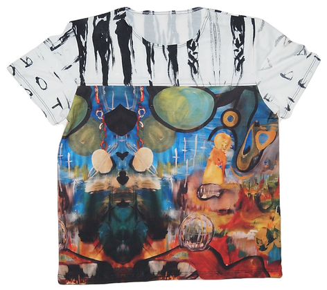 M - Surrealist Garden x The Cool People II T-Shirt