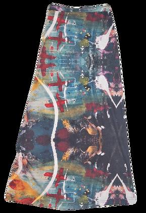 XS - Divine Palette Skirt