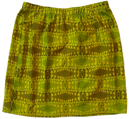 M/L - Mini Skirt - Space Balls