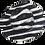 Thumbnail: Beetlejuice Wannabe Painted Weave Hat