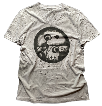 M/L - Inward Journey (Dipped Dyed)