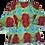 Thumbnail: Holy Rainbow Fringe Jacket