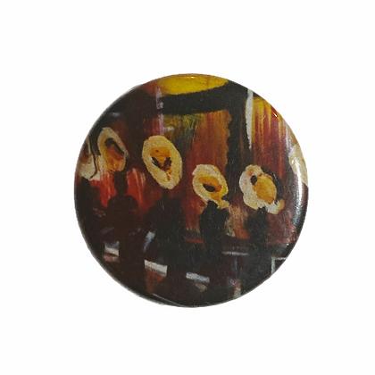 Eggheads Pin