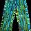 Thumbnail: Wonka Stripe Painted Jeans