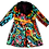 Thumbnail: Radical Radiation Painted Vintage Jacket