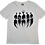 Thumbnail: The Cool People (Original Five) Painted Cotton T-Shirt