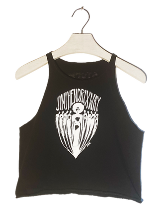 Jimi Hendrix Way Crop Tank