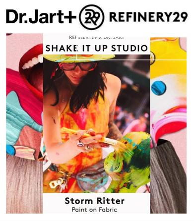 Dr. Jart x Refinery29