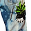 Thumbnail: S/26 - Painted Patches 4/20 Boyfriend Jeans