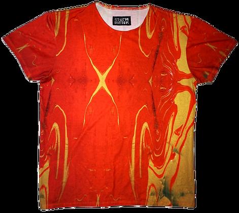 L - Tequila Sunrise T-Shirt