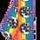 Thumbnail: Rainbow Fuck Head Band / Scarf