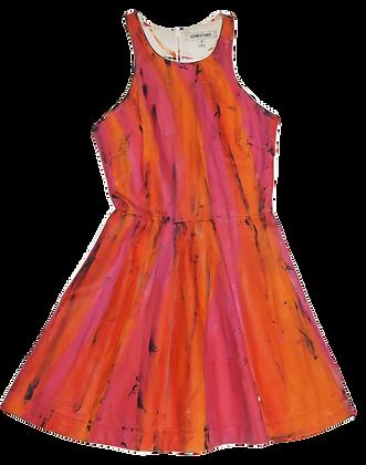XS - Painted Blondie Dress