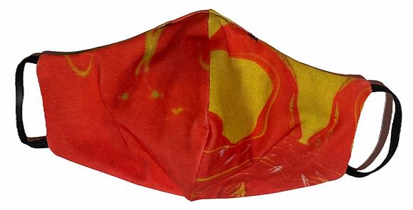 Reversible Mask - Technicolor x Sunrise II