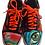 Thumbnail: Psychedelic Eye Spectrum Painted Vans (Custom Order)