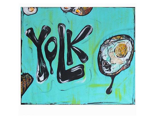 Print: Yolk