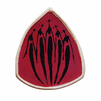 The Cool People (Pink) Painted Patch