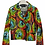 Thumbnail: Technicolor Synchronicity Acrylic Painted Jacket