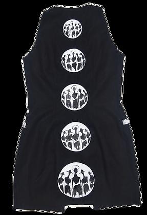 Eclipse Of Cool Dress/Long Vest