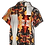 Thumbnail: S - White Light Button-Up Jersey Top