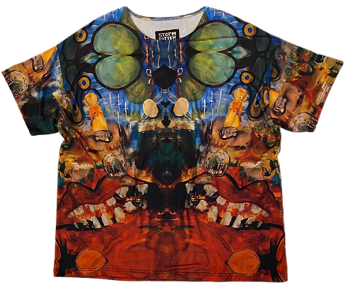 XL - Surrealist Garden V T-Shirt