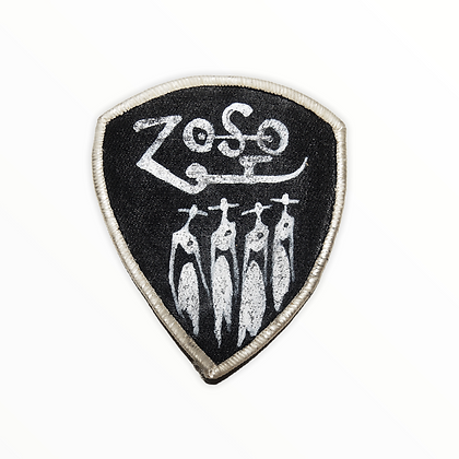 The Cool People x Led Zep Painted Patch