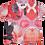 Thumbnail: M - Punched Pink T-Shirt