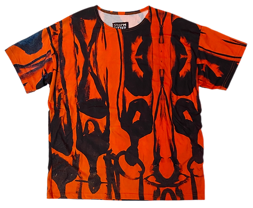 XL - The Cool People (Tangerine) II T-Shirt