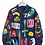 Thumbnail: Eye Of The Beholder Patched Vintage Barn Jacket