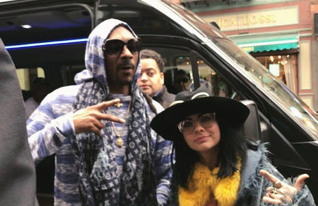 Snoop Dogg on 8th Street