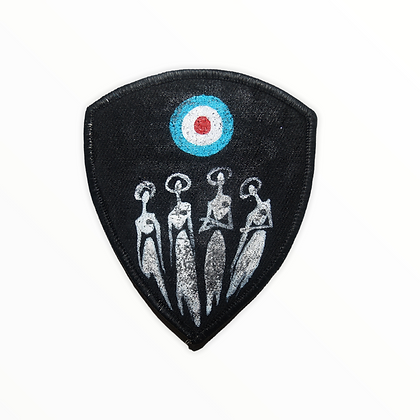 The Cool People x The Who Painted Patch