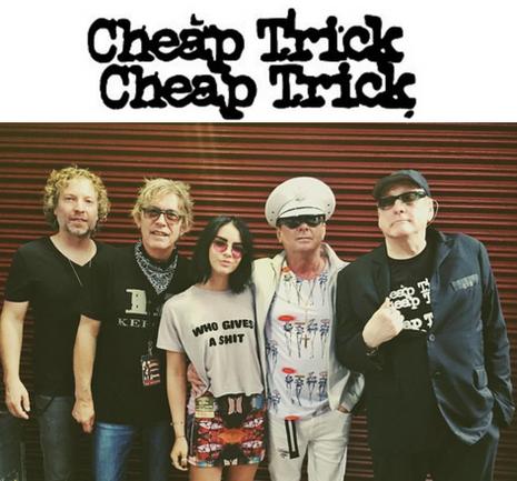 Cheap Trick Stagewear